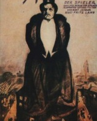 El doctor Mabuse, el jugador (1922, Fritz Lang)
