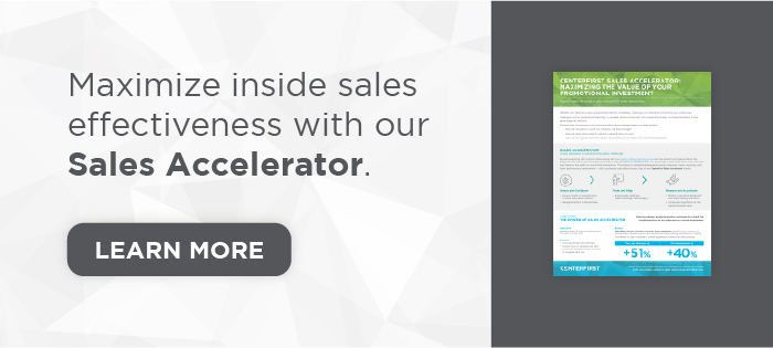 Maximize inside sales effectiveness with our Sales Accelerator. Learn more