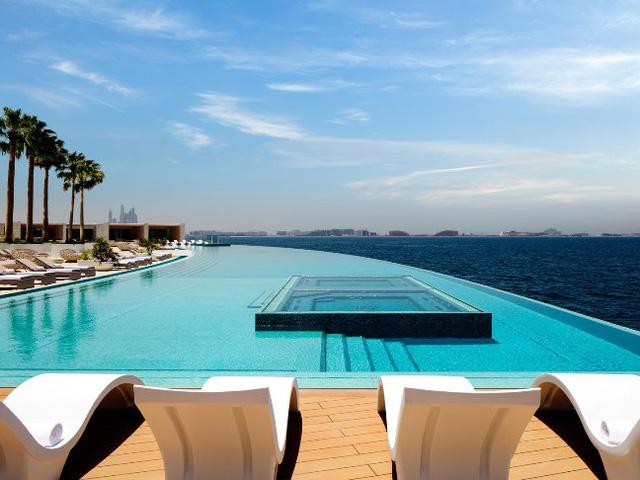 Không gì phủ nhận được đây chính là 10 khách sạn có bể bơi đẹp nhất thế giới