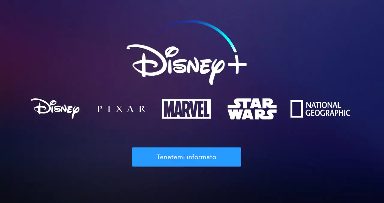 Come prepararsi per l'arrivo di Disney Plus in italia