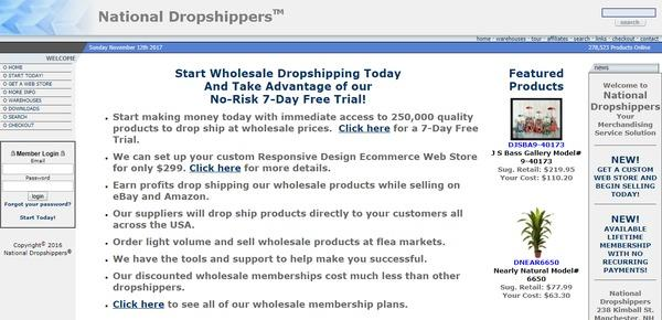Reviewing The Top Online Dropshipping Companies