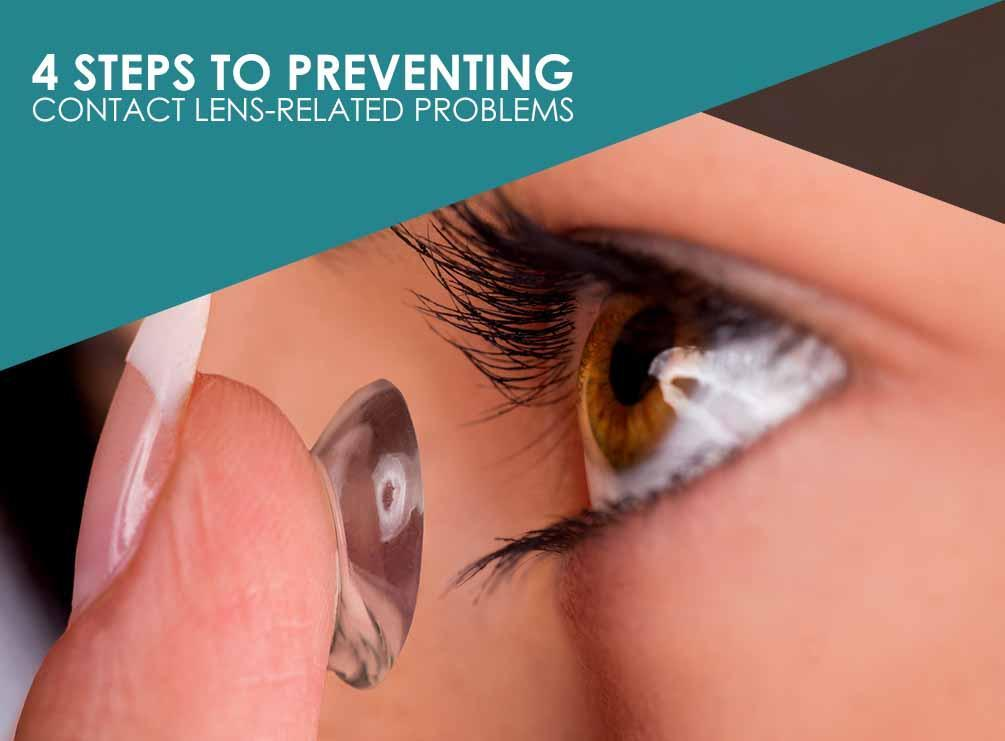 Contact Lens-Related Problems