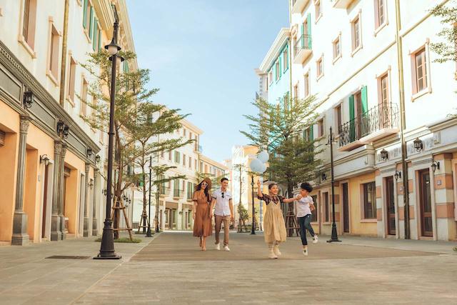 Shophouse địa trung hải là điểm đến thượng lưu cho mọi du khách khi đến với Phú Quốc
