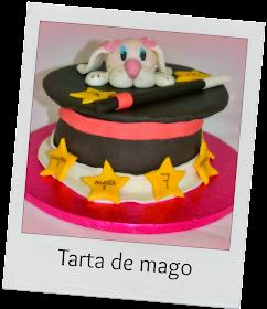 TARTA MAGO