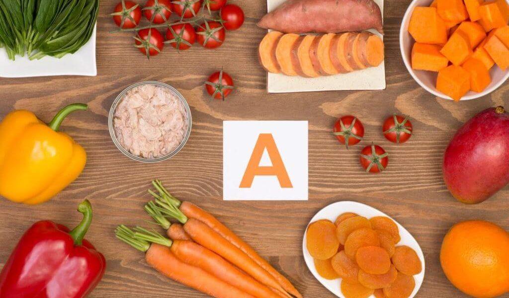 Kết quả hình ảnh cho bổ sung vitamin a