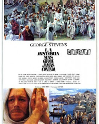 La historia más grande jamas contada (1965, George Stevens)