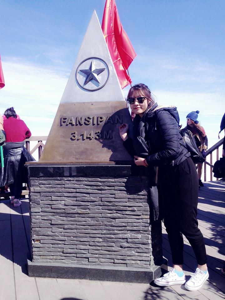 Fansipan đỉnh núi cao nhất Đông Dương 3143m