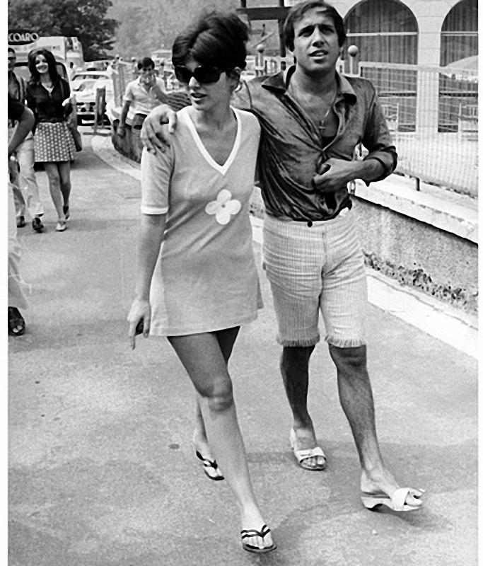 Adriano Celentano and Claudia Mori 11