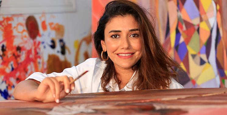 Imane Feriani dévoile sa nouvelle série à la galerie Bab El-Kebir    Aujourd'hui le Maroc