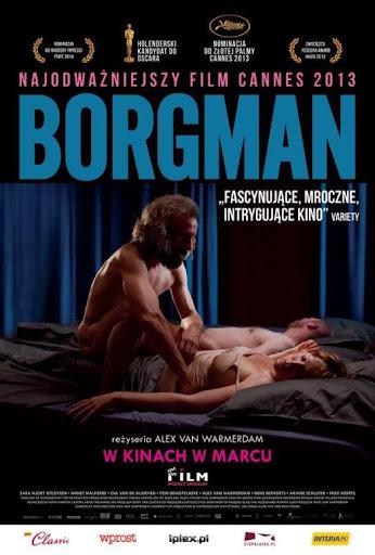 Polski plakat filmu 'Borgman'