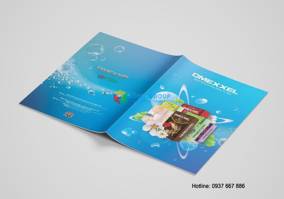 Thiết kế catalogue chuyên nghiệp giúp mang khách hàng gần doanh nghiệp hơn