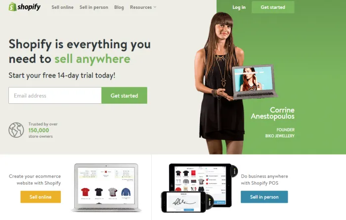 An Overview Of The Top 5 Online Store Builder 1