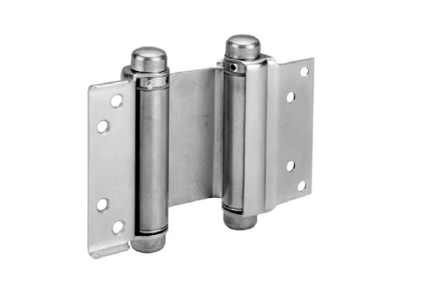 Bản lề cửa cổng sắt có ưu điểm là nhỏ gọn và đa dạng mẫu mã