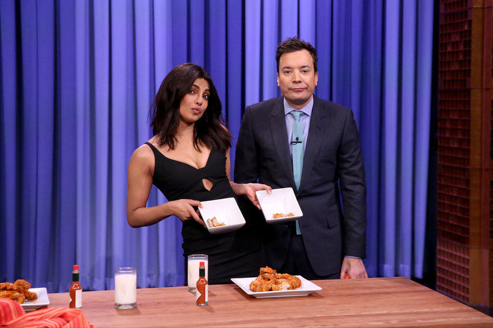 Priyanka Chopra Jimmy Fallon