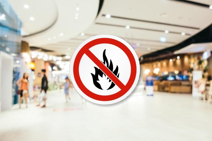 Vật liệu tôn có khả năng chống cháy tốt