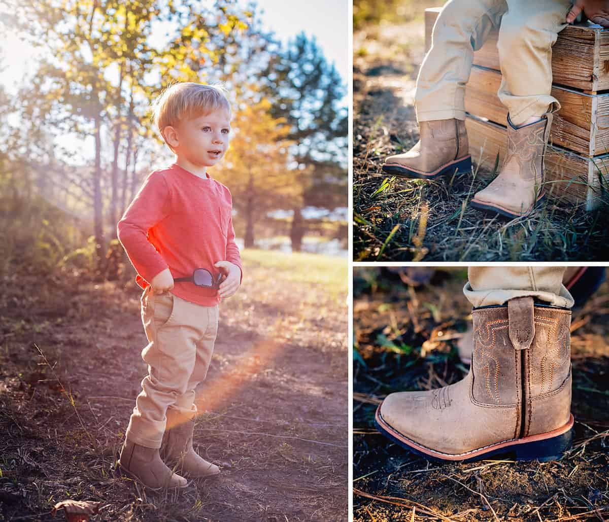 Daily Mom parents portal holiday 2018 Boot Barn Kids 5 new shoes