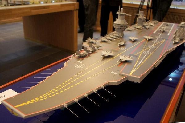 största hangarfartyg