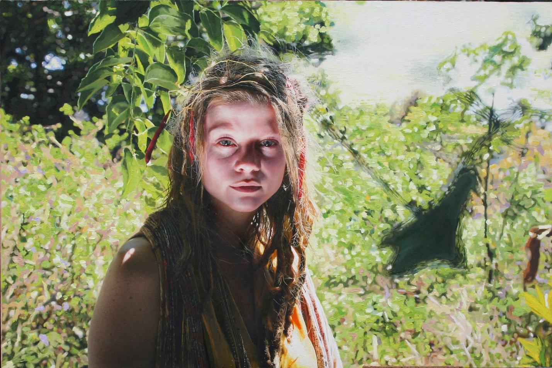 Painting, Art, Photorealistic, Skill, Yigal Ozeri, Women