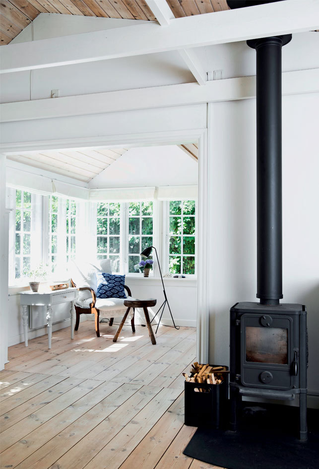vintage styl interiéru