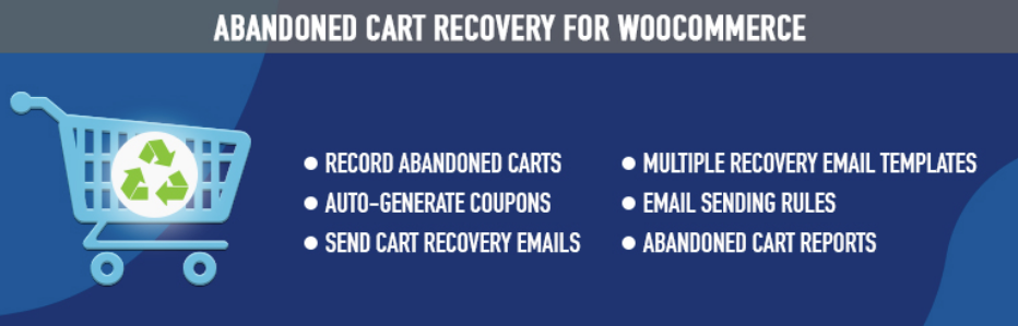12 Best Abandoned Cart Recovery Plugins For WooCommerce 3