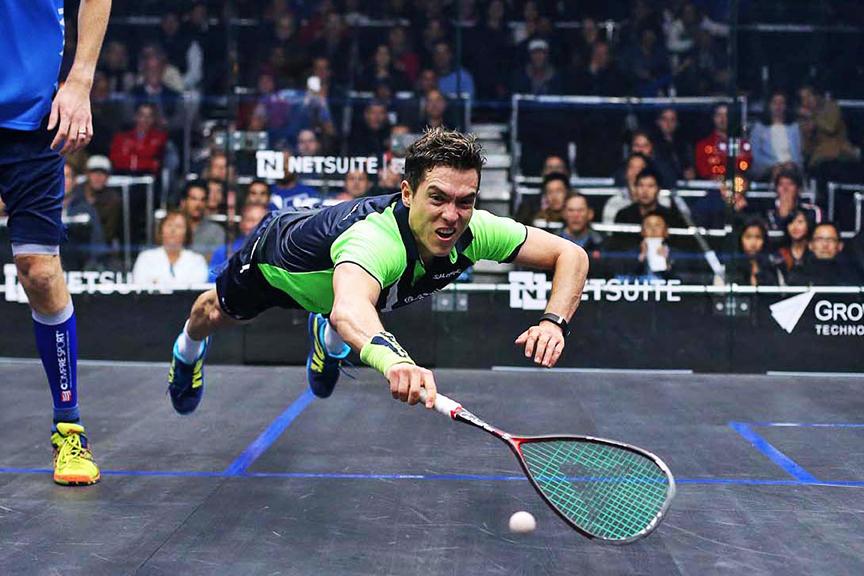 Squash Injuries