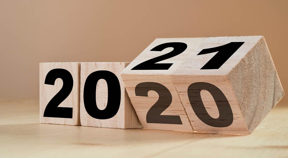 Persönlicher Jahresrückblick: Mit dieser Strategie wird 2021 Ihr Jahr |  impulse