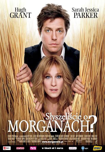 Polski plakat filmu 'Słyszeliście O Morganach?'