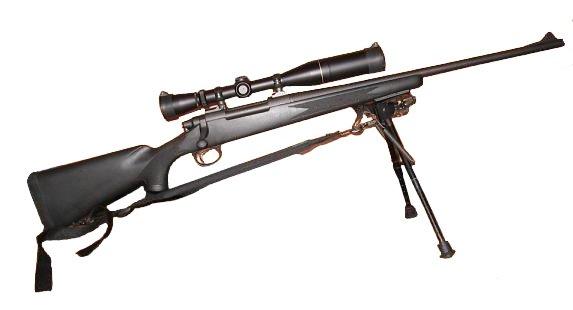 Remington 700 ADT