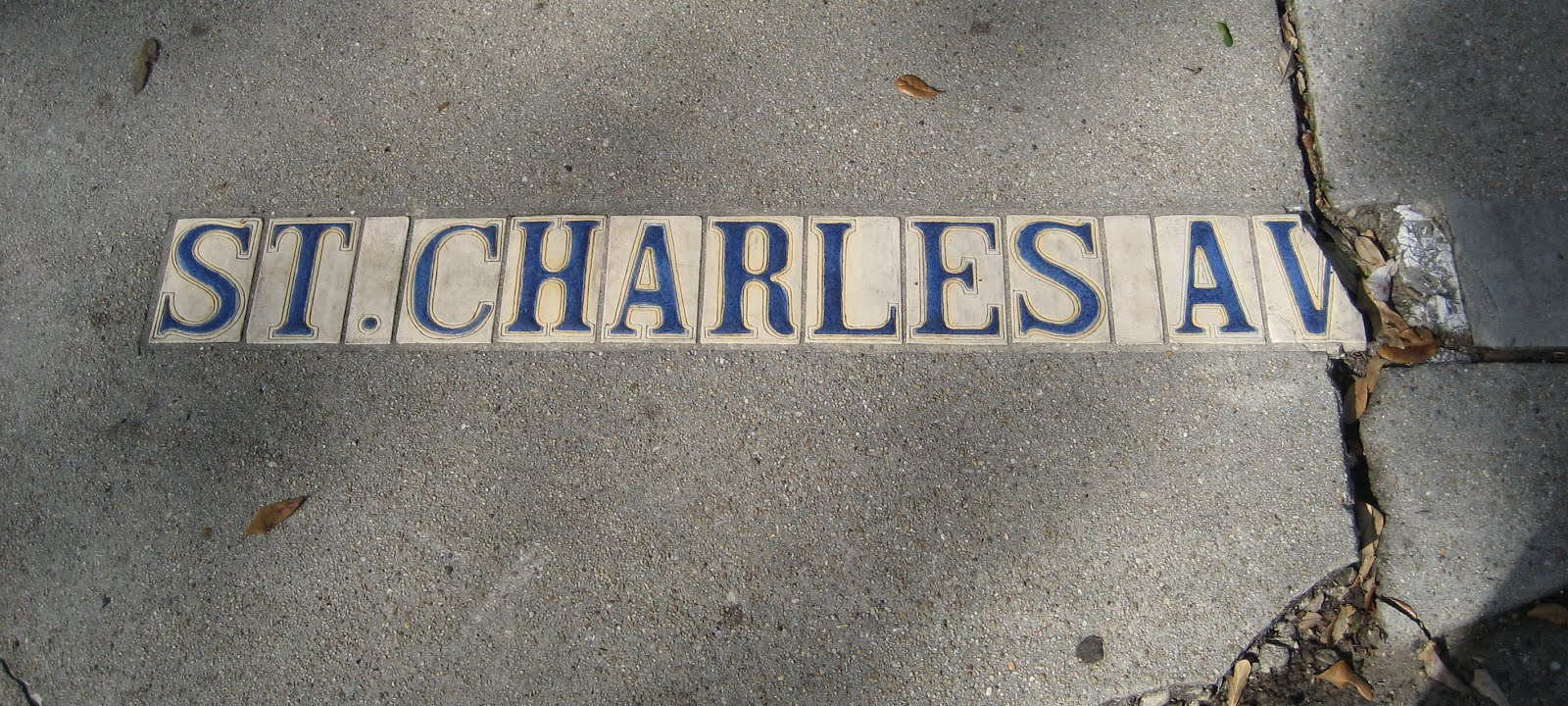 Preservation Tile Collection New Orleans Street Tiles