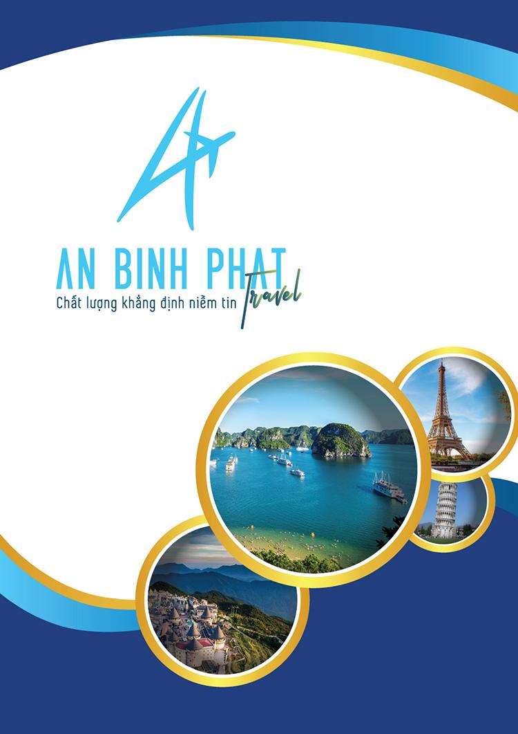 Mẫu catalogue công ty An Bình Phát