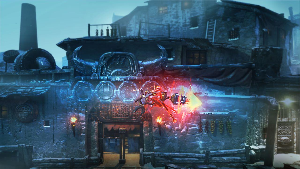 F.I.S.T.: Forged In Shadow Torch รับบทเป็นกระต่ายน้อยหมัดโต2