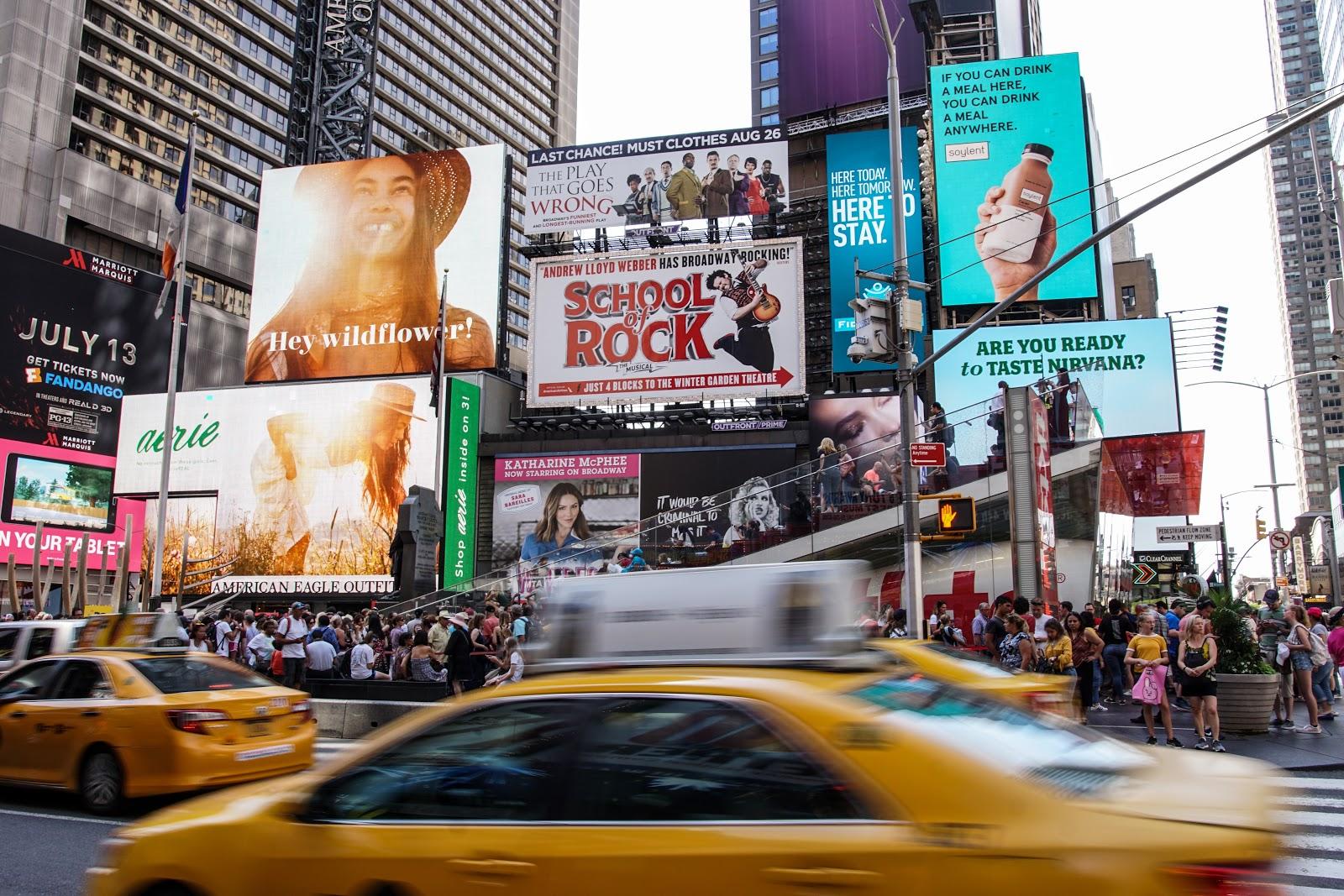 web design copy advertisemnt bilboards