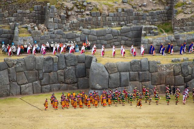 Fiestas peruanas: celebración en Cusco del Inti Raymi