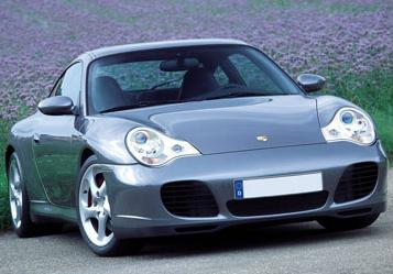 Sally Porsche 996 911 Carrera