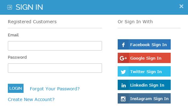 social account