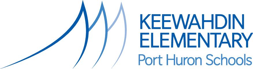 Keewahdin Elementary logo