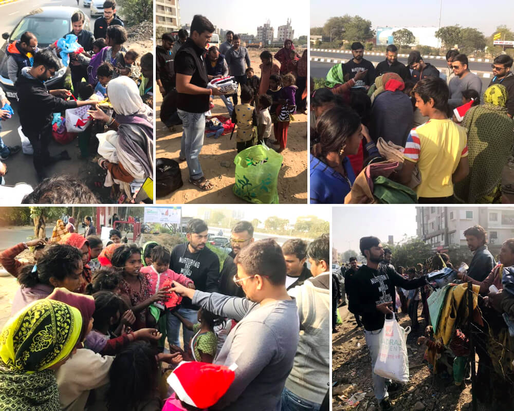 Request for Clothes , Toys , Shoes Donation Pickup in Ahmedabad