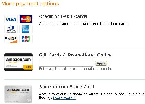 Покупка на Amazon