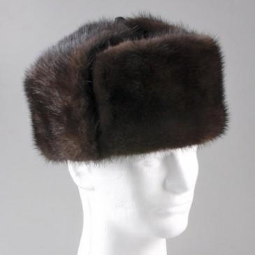 Mink Ushanka Hat