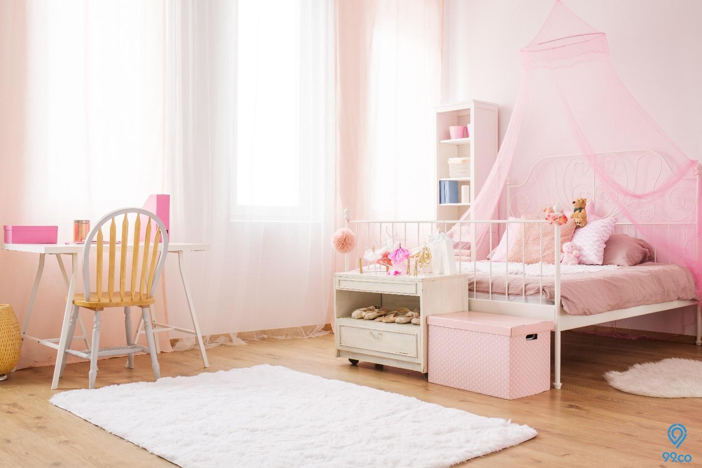 kamar anak perempuan