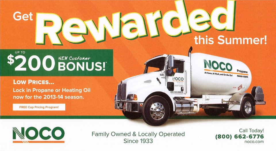 Propane gas marketing offers generate more revenue for your business
