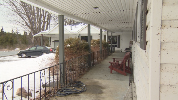 Six residents had to find alternative accommodations after Eastern Health revoked Riverside Country Manor's personal care home licence last year.