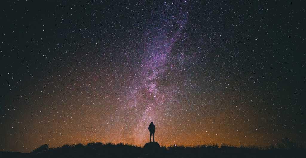 Lance sua mensagem ao universo e ele retornará de acordo com seus esforços.