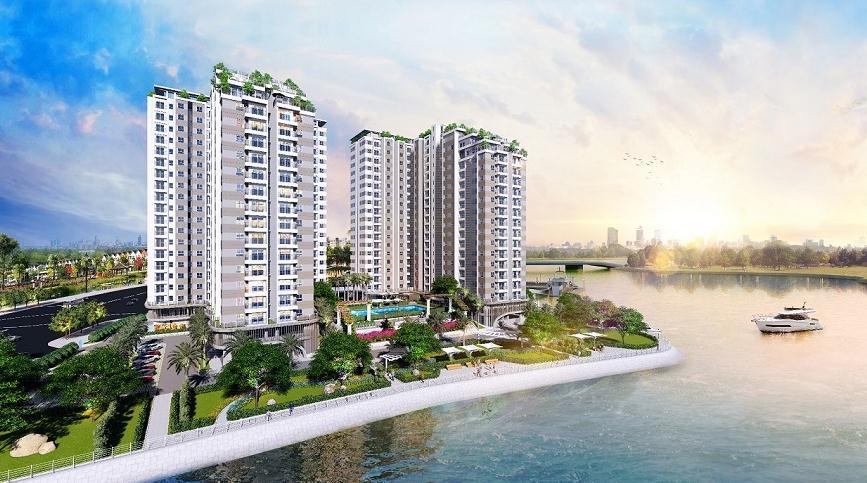 Mô hình bất động sản kiểu mới ngay tại Sài Gòn