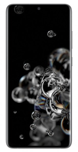 Безупречный корпус Samsung Galaxy S20 Ultra Gray