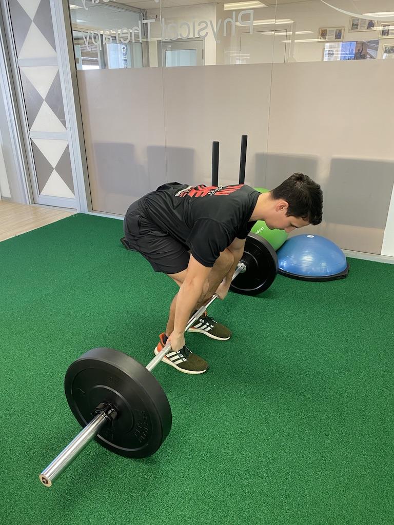 deadlift for strength training
