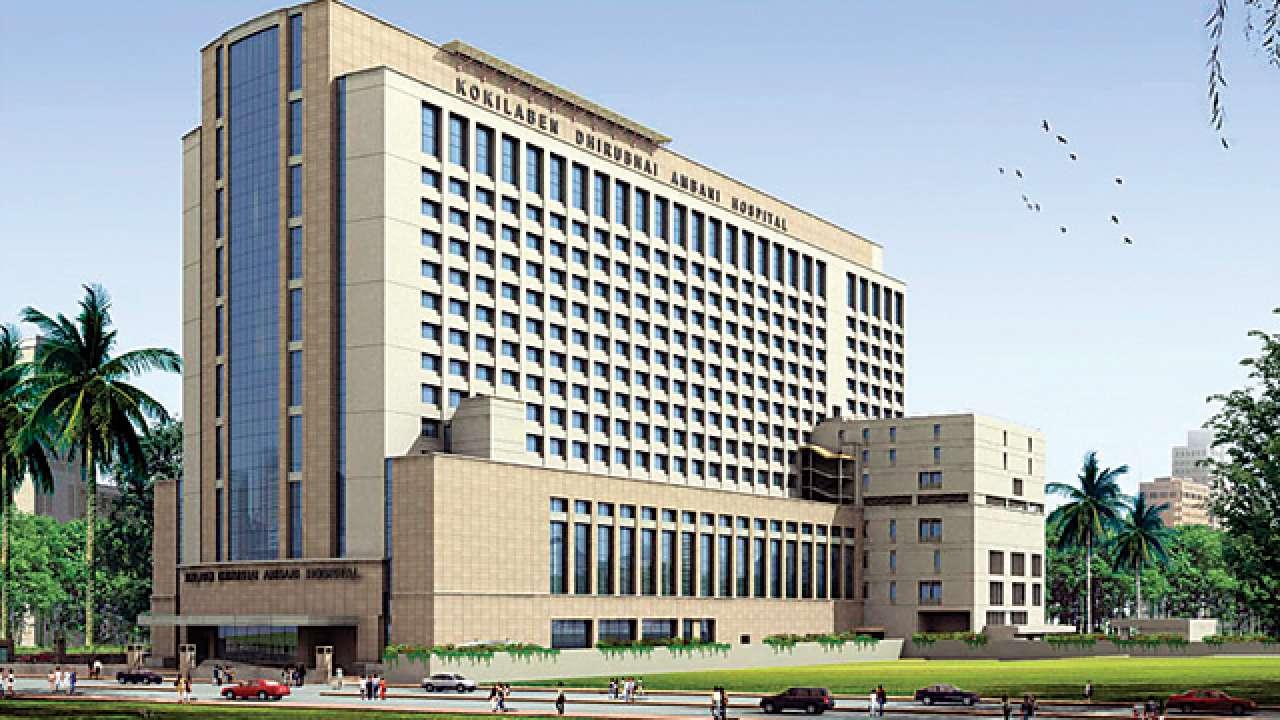 Kokilaben Dhirubhai Ambani Hospital& Medical Research Institute, Mumbai