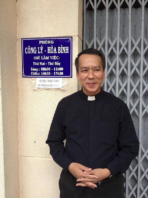 Linh mục Nguyễn Duy Tân