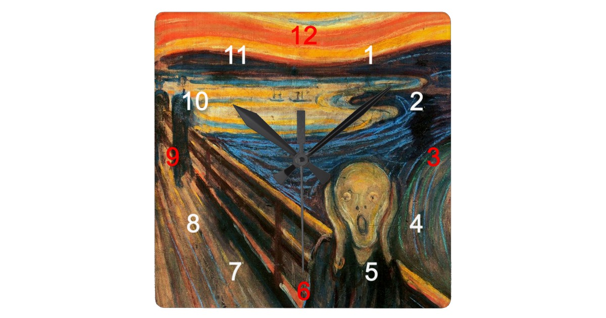 edvard_munch_the_scream_square_wall_clock-rb652ea47db694affa43fc786466af18d_fup1y_8byvr_630.jpg