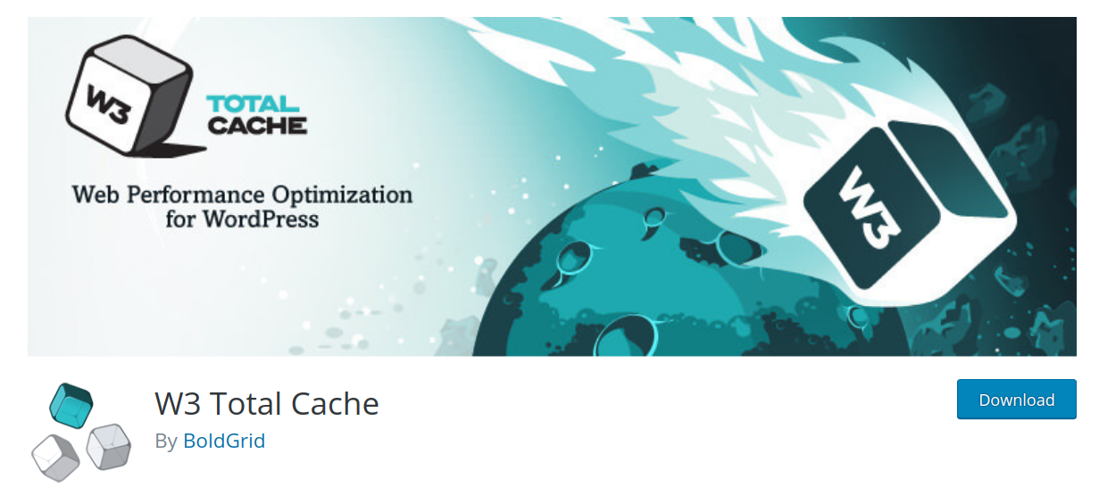 w3 total cache wordpress cache plugin header